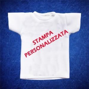 1 Mini T-shirt personalizzata
